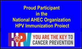 Mosaic Life Care is a proud participant in the National AHEC Organization HPV Immunization Project.