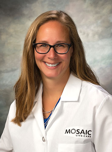 Gillian Jones, DO | Doctors & Nurses | Mosaic Life Care